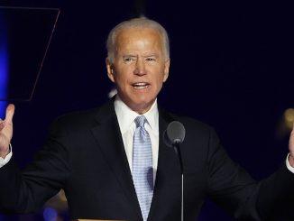 """Primo discorso di Biden presidente: """"È venuta l'ora di guarire gli Stati Uniti"""""""