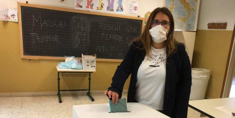 Elisa Siracusa lascia il Movimento