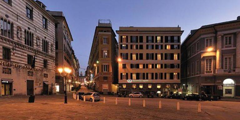 Liguria primo covid hotel