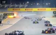 GP Bahrain incidente Grosjean