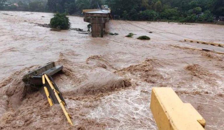 Guatemala uragano Eta morti