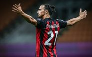 Ibrahimovic infortunio