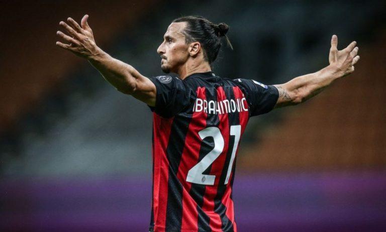 Ibrahimovic infortunio