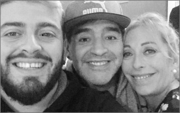 Cristiana Sinagra racconta il suo dolore per la morte di Maradona