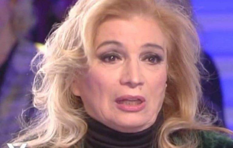 Iva Zanicchi coronavirus