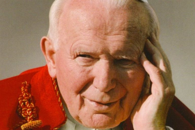 ladro reliquia Giovanni Paolo II