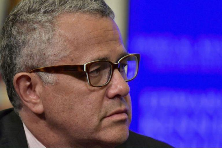 licenziato giornalista Jeffrey Toobin
