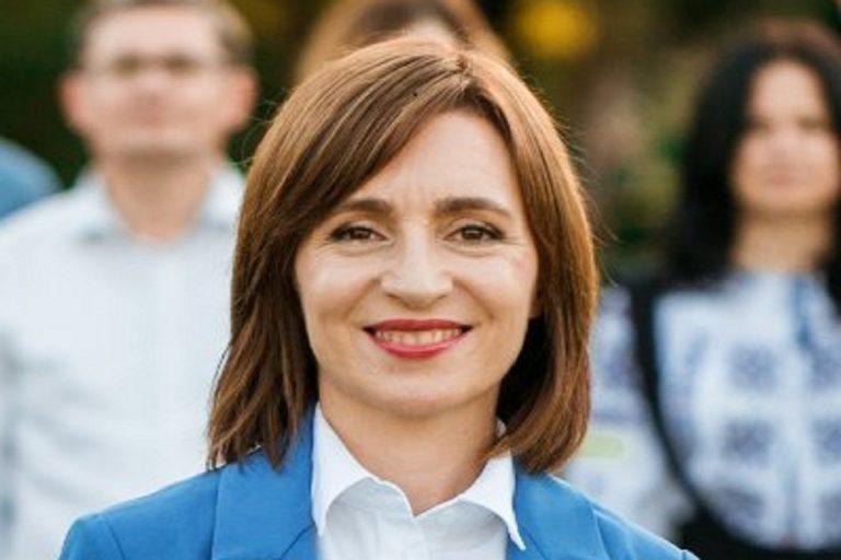 eletta maia sandu presidente moldavia