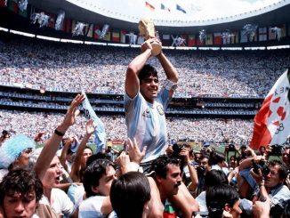 Morte Maradona, le reazioni