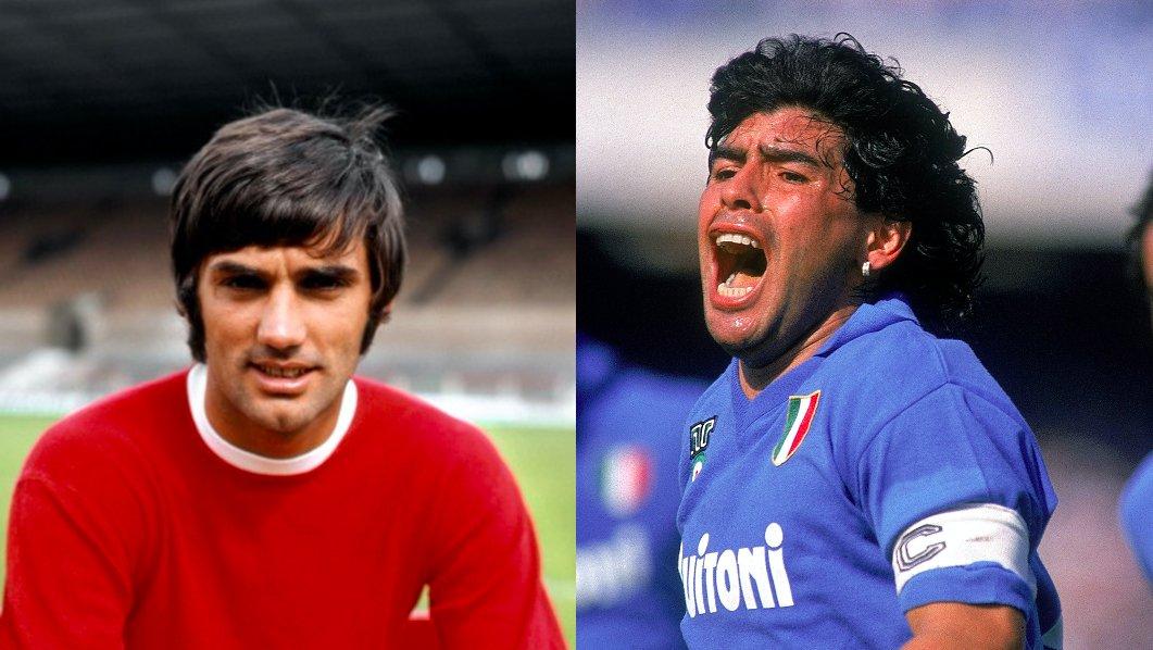 Best e Maradona