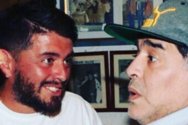 Maradona Junior dimesso ospedale