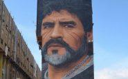 Maradona Napoli in lutto