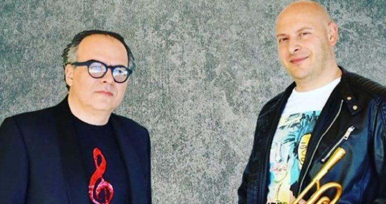 Marco Vezzoso e Alessandro Collina