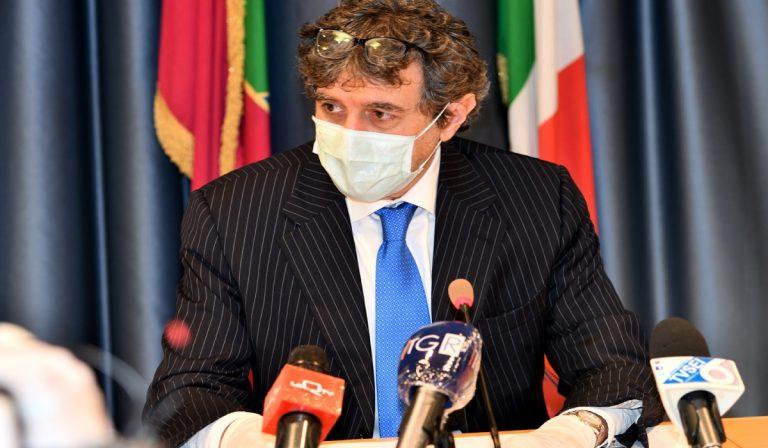 """Coronavirus, Marsilio: """"Lockdown generalizzato in arrivo"""""""