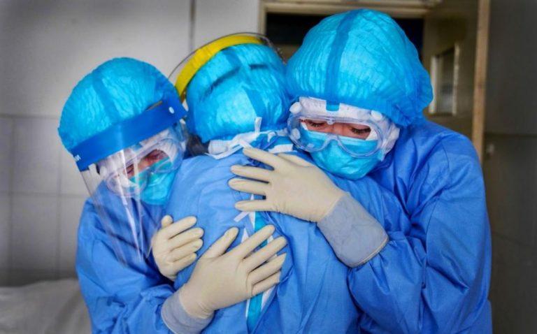 medici da eroi e untori