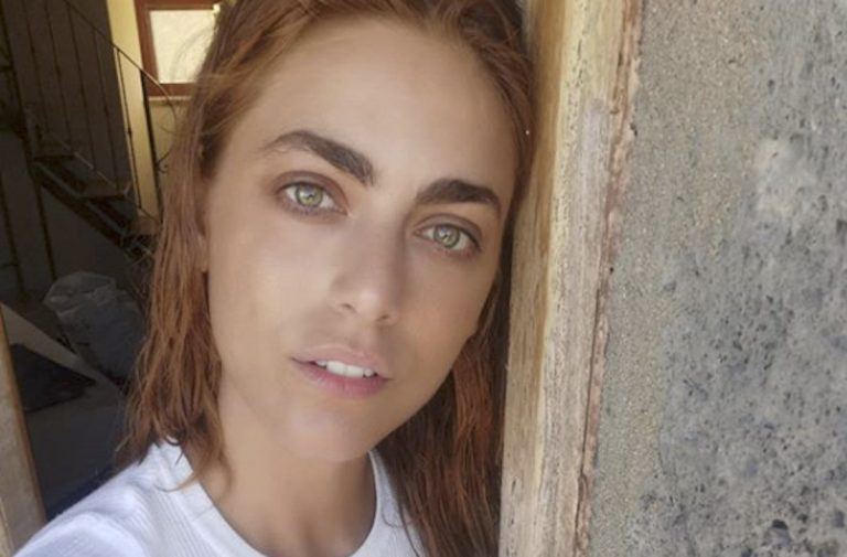 Miriam Leone autoisolamento