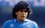 Morte Maradona, l'addio a Diego nelle metropolitane di Napoli