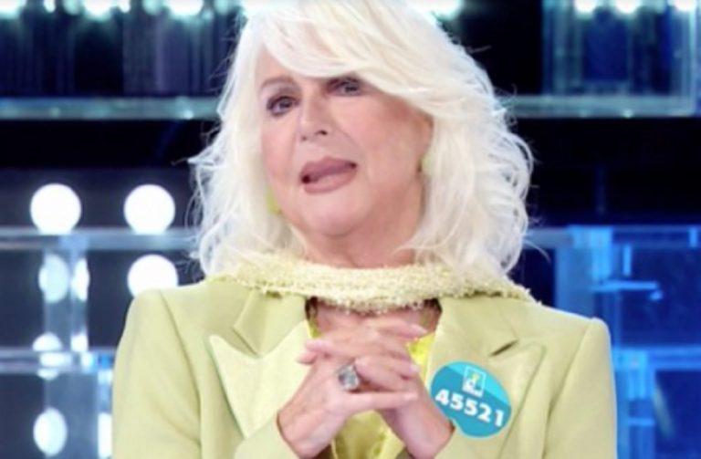 Morte Stefano D'Orazio Loretta Goggi