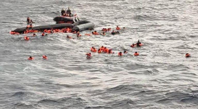 open arms naufragio mediterraneo