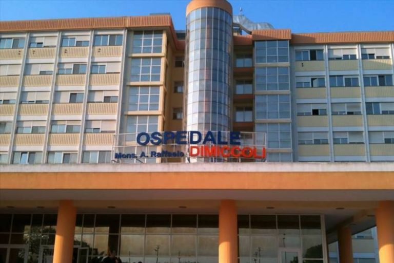 Ospedale Barletta reparti Covid