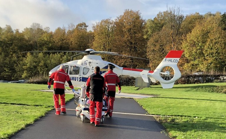 pazienti Covid trasferiti in Germania