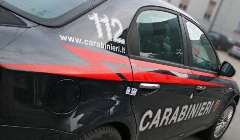 pensionata aiutata carabinieri
