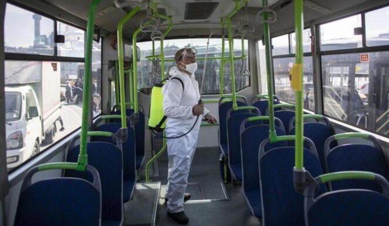 Positivo autobus