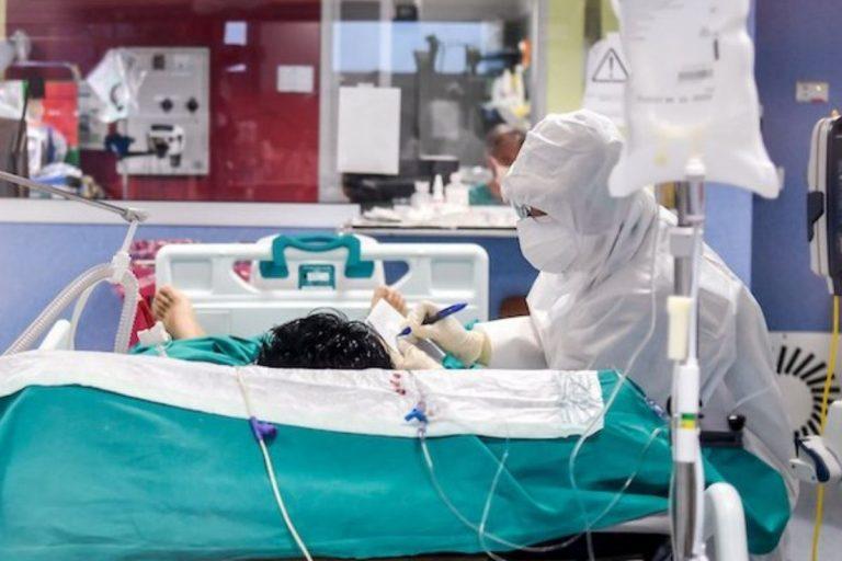 Positivo esce covid hospital