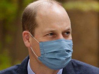 Principe William positivo coronavirus