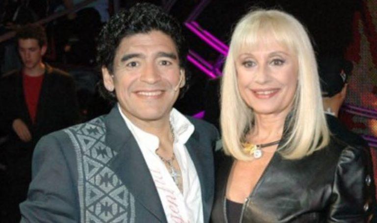 Raffaella Carra Maradona