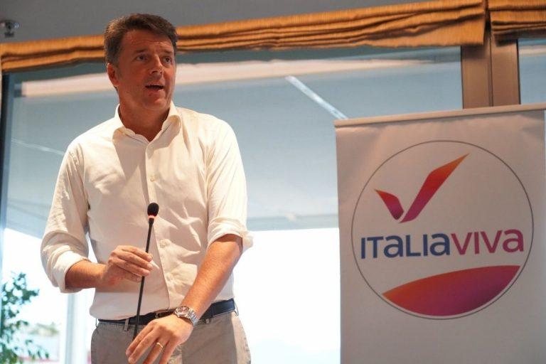 Renzi apre Berlusconi maggioranza