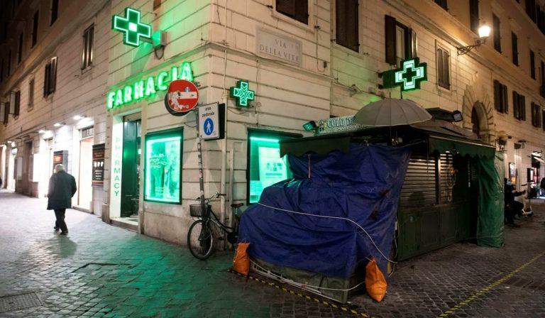 Roma, shopping limitato e ingressi contingentati