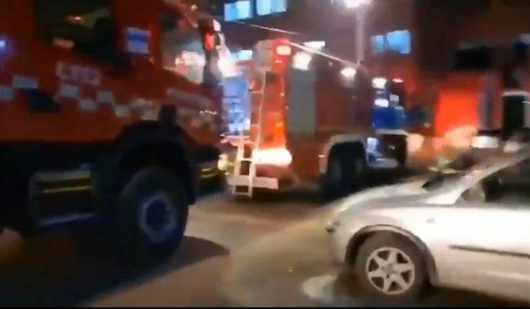 Romania incendio in ospedale Covid