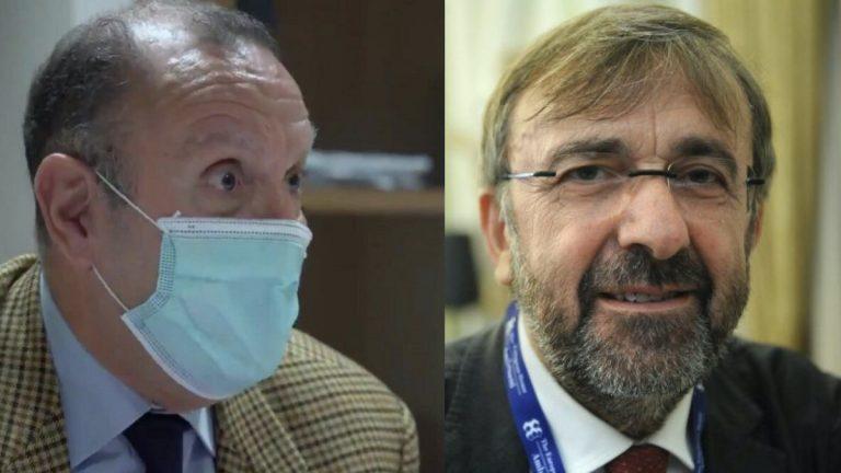 Saverio Cotticelli e Giuseppe Zuccatelli