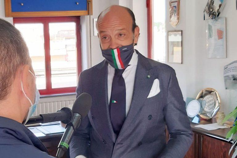 sindaco Striano lockdown minori