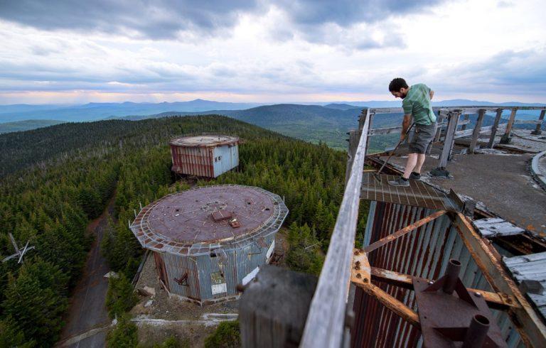 Stazione radio North Concord in Vermont