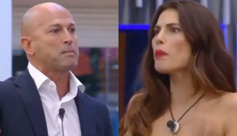 Stefano Bettarini Dayane Mello