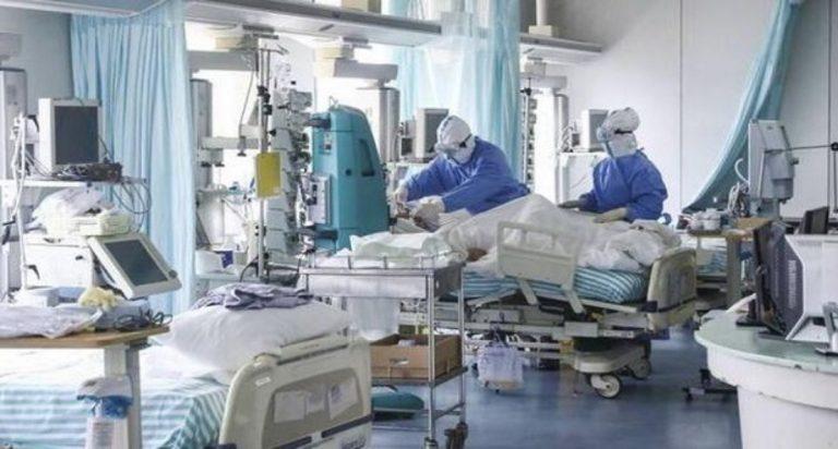 Terapie intensive, lombardia verso la zona gialla