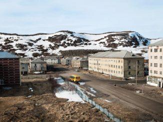 Teriberka: villaggio abbandonato