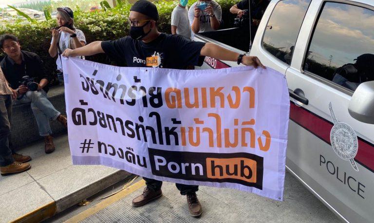 Thailandia protesta