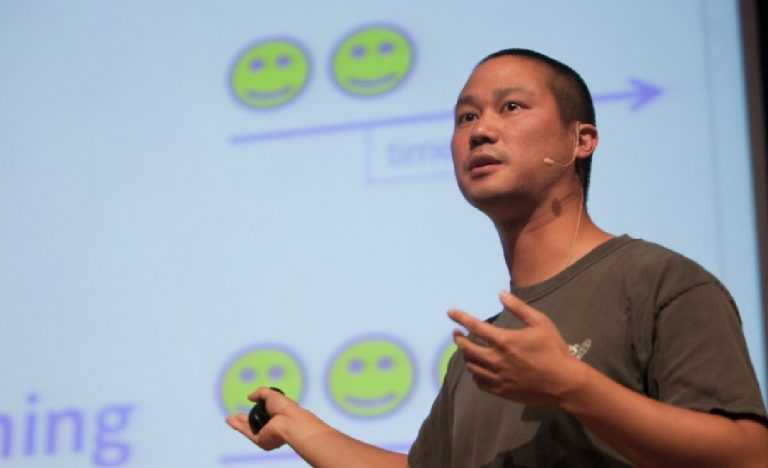 Tony Hsieh morto