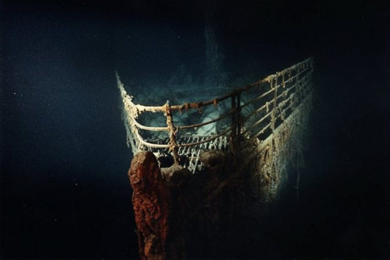 visita guidata al Titanic