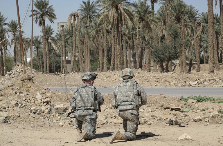 Truppe in Iraq