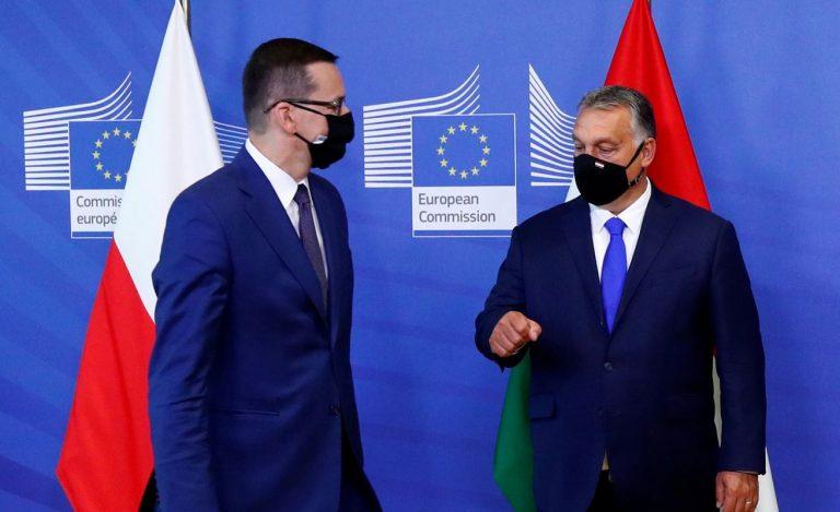 Recovery fund, Ungheria e Polonia