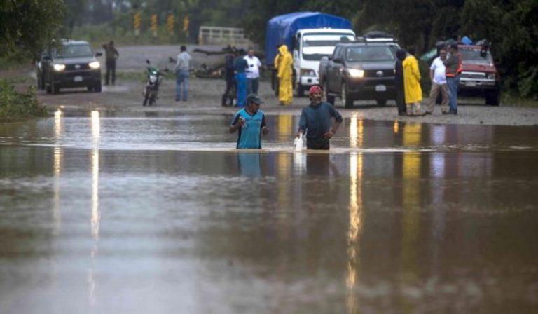 uragano eta morti honduras