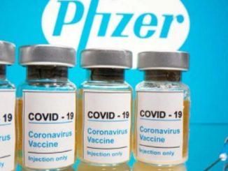 vaccino Pfizer a chi per primo