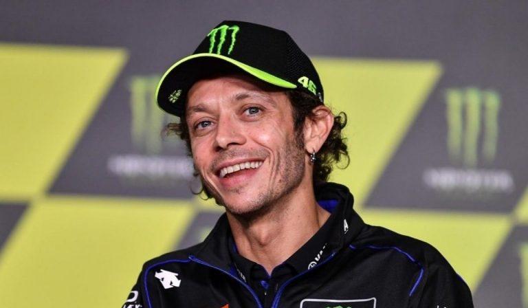 Valentino Rossi negativo tampone