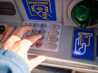 Prelievo sportello ATM
