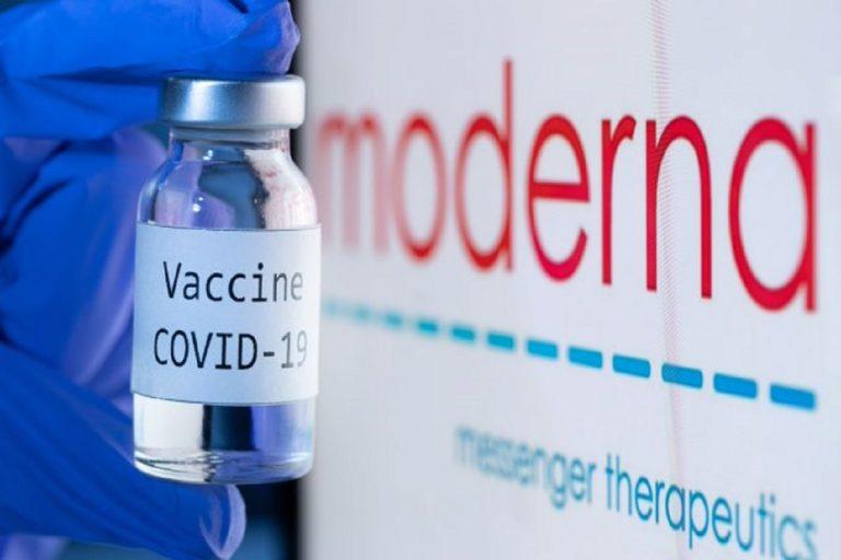 al via negli usa la campagna vaccinale di Moderna