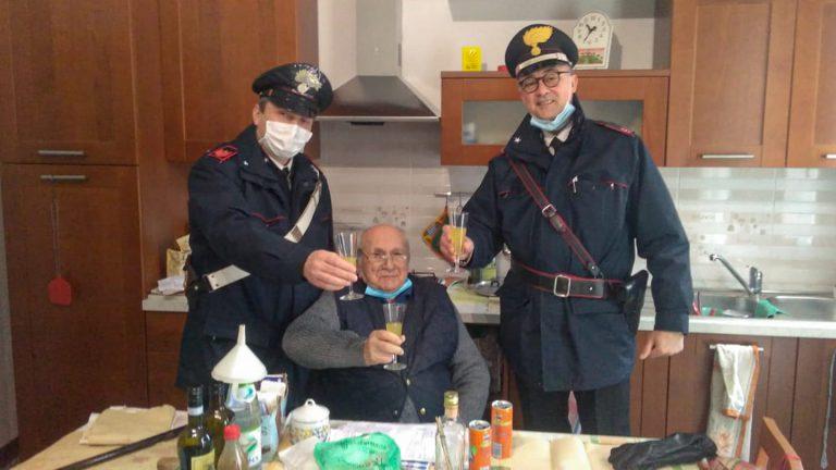 Carabinieri anziani